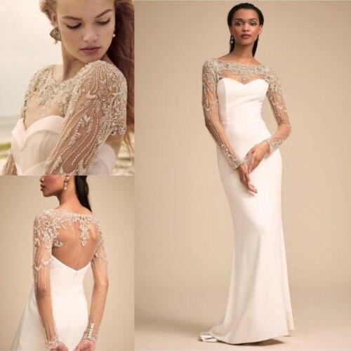 Women White Ivory Luxury Wedding Boleros Bright Bridal Jacket Wrap Coat Custom