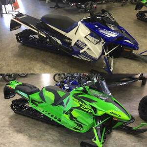 ARCTIC CAT & YAMAHA SLED CLOSEOUT! UNBEATABLE PRICES!