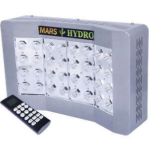 MarsPro II & Mars Pro Cree LED Grow Lights