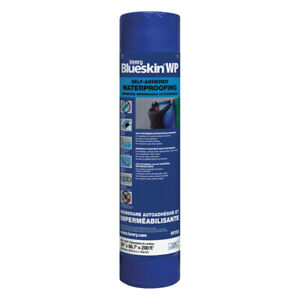 135 sq. ft. Henry Blueskin Waterproofing Membrane. $125 0b0.