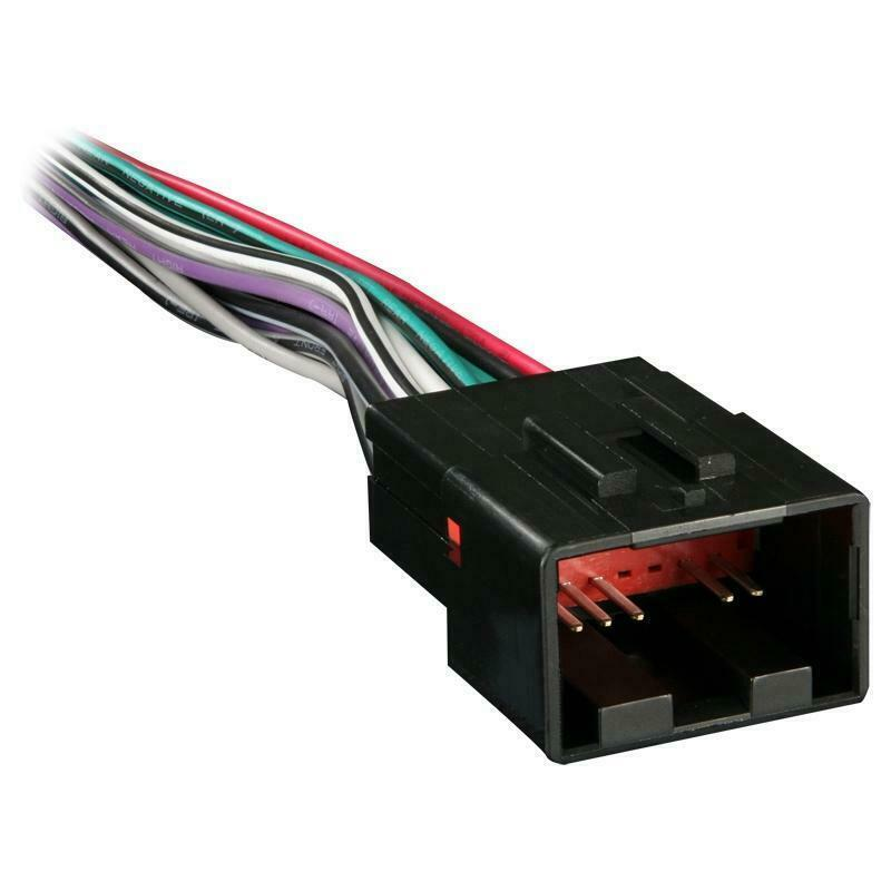 Raptor FD-5001 Car Stereo Wire Harness for Select  Ford/Lincoln/Mercury/Nissan 86429261031 | eBayeBay