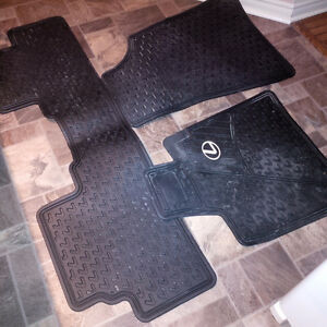 Lexus winter mats