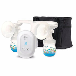 The First Years Quiet Expressions Double Electric Breast Pump Oakville / Halton Region Toronto (GTA) image 3