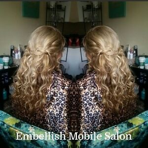 Weddings, Hair Extensions, Hair Colour, Highlights, Cuts & More Belleville Belleville Area image 1