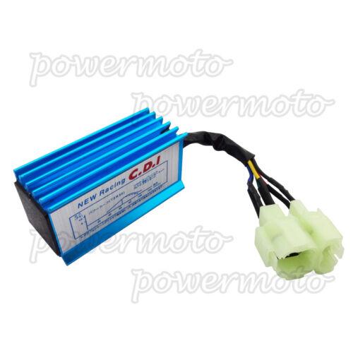 DERESTRICTED RACING CDI HONDA CRF50 CRF70 CRF80 CRF100 ADVANCED POWER CURVE