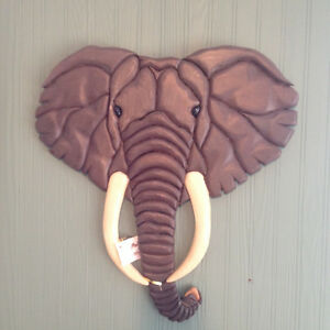 Elephant by Woodworker Willie
