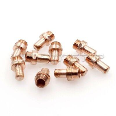 Plasma Electrode Fit Trafimet Cb70 Eastwood Versa Cut 60a Cutter Torch Pkg-10