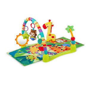 Bright Stars jungle discovery play mat