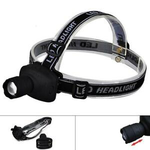 Only $4 +FREE SHIPPING !!!!!! Get it now !!!! LED Headlamp Headlight Torch Outdoor Sports Camping Fishing
