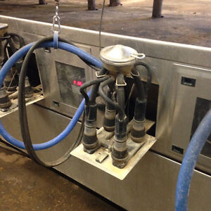 Dairy/Milking Parlour for sale Stratford Kitchener Area image 3