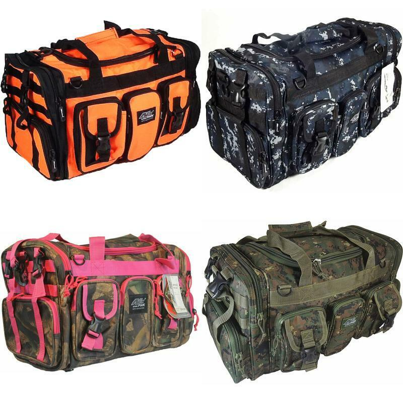 """Large 22"""" Duffel Duffle Military Molle Tactical Gear Shoulde"""