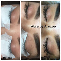 Full set eyelash Extensions $50 only Valentine's Day Special