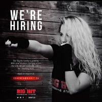 Kickboxing Coaches Wanted