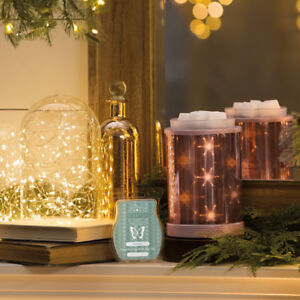 Scentsy Warmer of the Month and Scent of the Month for sale