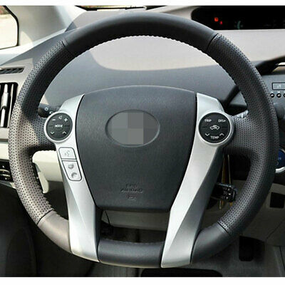 Steering Wheel Cover DIY Wrap for Toyota Prius 10-15 Prius V Wagon 12-17 C 12-19 - Diy Wagon Wheel