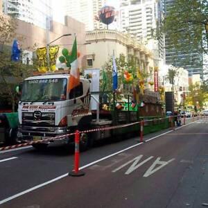 Five Star Transport Solutions - Sydney Tilt Trays & Crane Trucks Wetherill Park Fairfield Area Preview