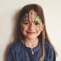 Affordable Face Painting & Balloon Twisting in Calgary and Area!