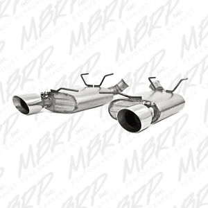 EXHAUST DOUBLE POUR MUSTANG V6 2011-2014
