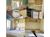 Static Caravan For Sale North West Coast 12ft Wide Lancaster 12 Month Season