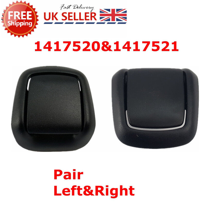 Car Parts - Right + Left Hand Front Seat Tilt Handles For FORD Fiesta MK6 01-08 1417521 UK
