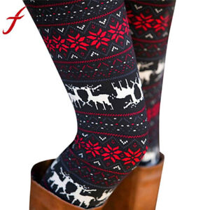 Reindeer Leggings (S)