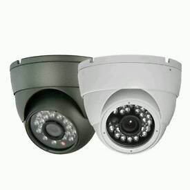 2xHD1080P CCTV Cameras With Free Installation For Only £249.