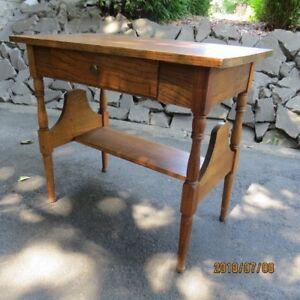 Table desserte antique