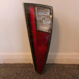 Right side led lower rear stop light genuine