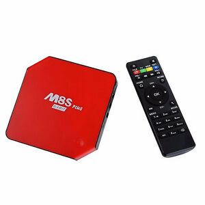 M8S PLUS Android Tv Box COMBO - WINTER SPECIAL $140- Kodi 16.1 Edmonton Edmonton Area image 2