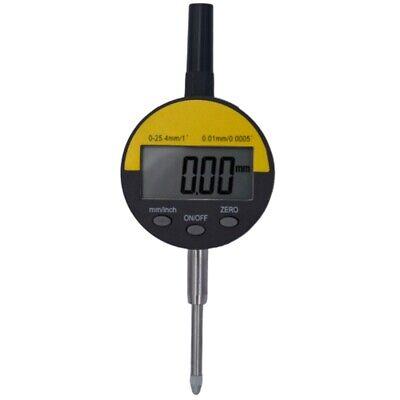 0-25.4mm Meter Digital Dial Indicator Electronic Digital Display Dial Indicq2s5