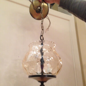 VINTAGE HALL LIGHT