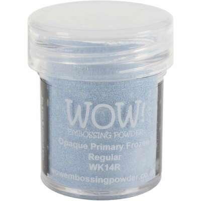 WOW! Embossing Powder 15ml Frozen 499994038425