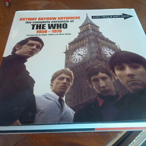 The Complete Chronicle of The Who 1958-1978 Kitchener / Waterloo Kitchener Area image 1