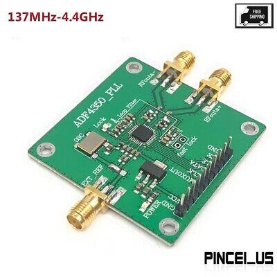 Rf Signal Generator Frequency Rf Synthesizer Adf4350 Pll Output 137mhz-4.4ghz
