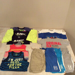 Boys size 5 & 6 clothes.