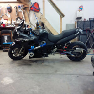 $3000 FOR EVERYTHING!!  2000 GSX750F Katana (1200cc Turbo Motor)
