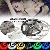 1/2/3/4/5m Striscia A Luce Smd 5050/3528 Strip Impermeabile 60-300 Led 12v -  - ebay.it