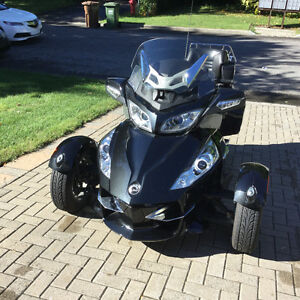 Can Am Spyder RTS SE-5