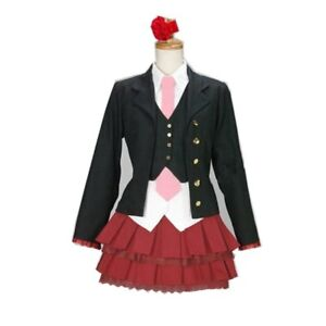 Anime Umineko no Naku Koro ni Beatrice Cosplay Costume Custom-Made