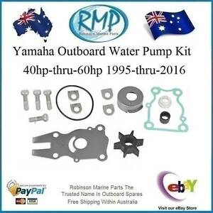 Yamaha Water Pump Kit 40hp-thru-60hp******2016 # R 63D-W0078 Helensvale Gold Coast North Preview