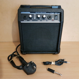Gibson Maestro GM 05 Amplifier 8W Mini Portable