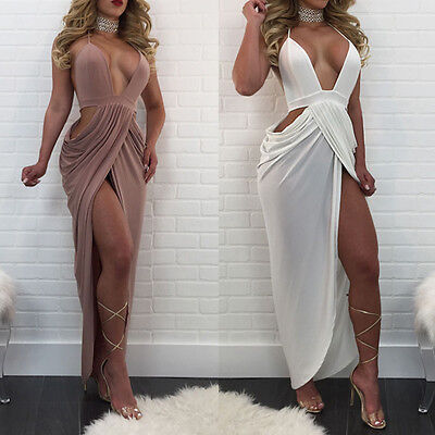 Sexy-Women-Sleeveless-Bandage-Bodycon-Evening-Party-Cocktail-Club-Maxi-Dress