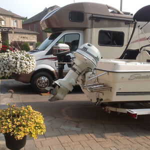 2015 Winnebago C-Class VIEW 24 V, Cap Bunkbed and LOW MILEAGE