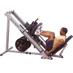 Bodysolid Leg Press / Hack Squat @ Orbit Fitness Mandurah Mandurah Mandurah Area Preview