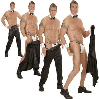 Herren Kostüme Sexy (Sexy  Stripper Hose Herren Kostüm Striphose Junggesellenabschied  Stripperhose)