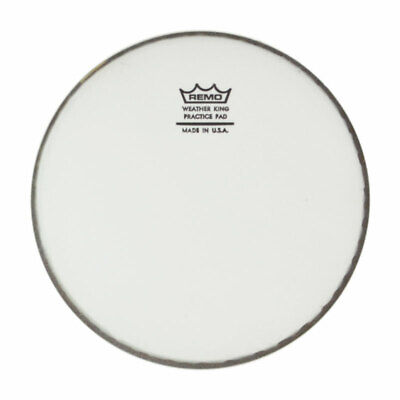 Practice Pad Replacement - Remo Weather King 6 Inch Practice Pad replacement Head