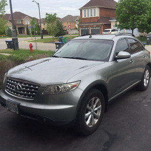 2006 Infiniti FX SUV Well Maintained - Fully Loaded