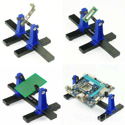 Adjustable Pcb Holder Printed Circuit Board Soldering And Assembly Holder Clamp