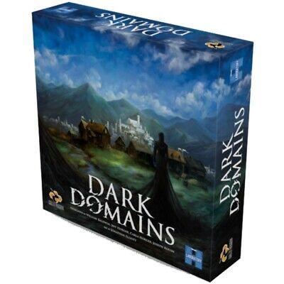 Dark Domains Boardgame - New