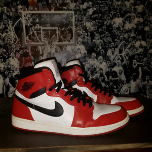 2013 jordan 1 chicago 1's size 13 og everything $300.00 obo